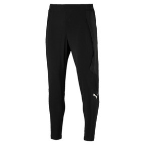 Thumbnail 5 of NeverRunBack Men's Tapered Pants, Puma Black, medium
