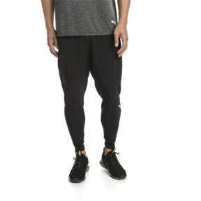 Thumbnail 1 of NeverRunBack Men's Tapered Pants, Puma Black, medium