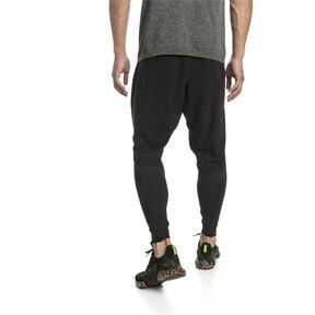 Thumbnail 2 of NeverRunBack Men's Tapered Pants, Puma Black, medium
