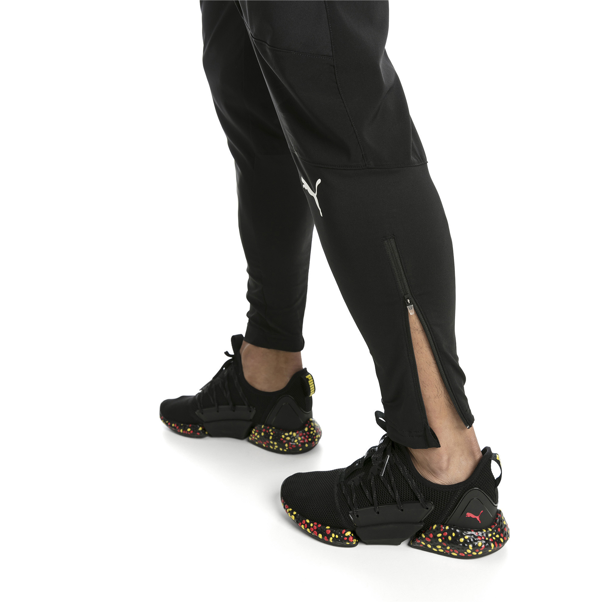 Image Puma NeverRunBack Tapered Men's Training Pants #4