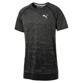 Thumbnail 4 of Energy Short Sleeve Tech Men's Training Tee, Puma Black, medium