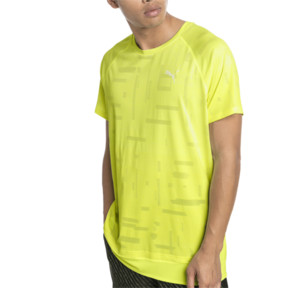 Thumbnail 1 of Energy Short Sleeve Tech Men's Training Tee, Fizzy Yellow, medium