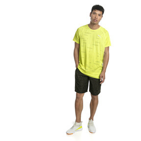 Thumbnail 3 of Energy Short Sleeve Tech Men's Training Tee, Fizzy Yellow, medium