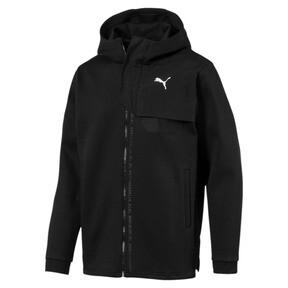 bfa0aef3669 N.R.G. Men's Full Zip Hooded Jacket