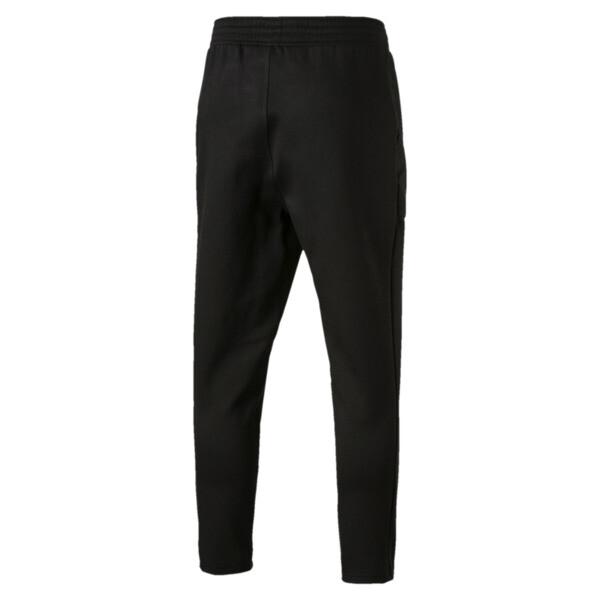 Pantalon de survêtement Energy en maille pour homme, Puma Black, large