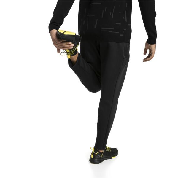 Energy Herren Gestrickte Trainingshose, Puma Black, large