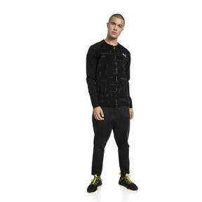 Thumbnail 3 of Energy Knitted Men's Training Pants, Puma Black, medium