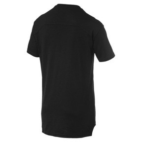 Thumbnail 5 of Energy Short Sleeve Men's Training Tee, Puma Black Heather, medium