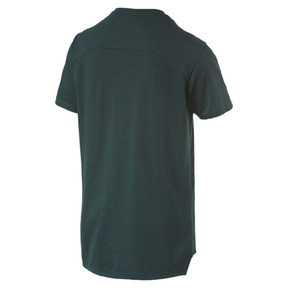Thumbnail 5 of Energy Short Sleeve Men's Training Tee, Ponderosa Pine Heather, medium