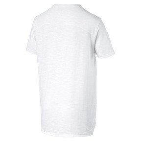 Thumbnail 4 of Energy Short Sleeve Men's Training Tee, Puma White, medium