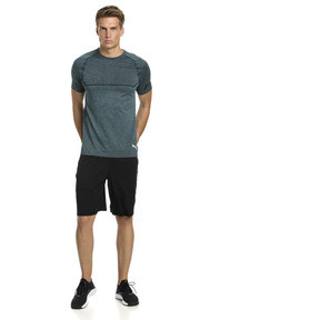 Thumbnail 3 of Energy Seamless Men's Training Tee, Ponderosa Pine Heather, medium
