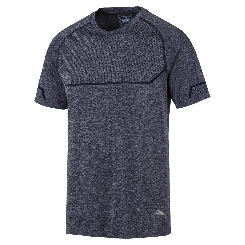 Image Puma Energy Seamless Men's Training Tee #1