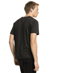 Thumbnail 2 of Energy Triblend Men's Tee, Puma Black, medium