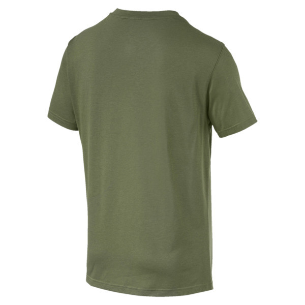 Energy Triblend Men's Tee, Olivine, large