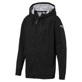 Thumbnail 4 of Energy Men's Jacket, Puma Black Heather, medium