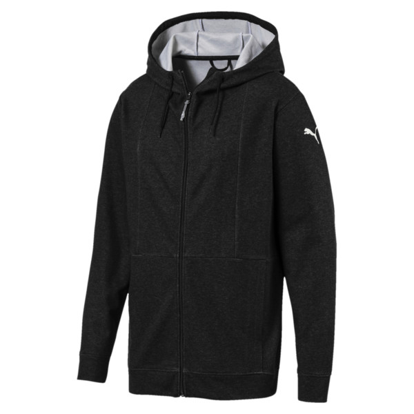 Energy Men's Jacket, Puma Black Heather, large