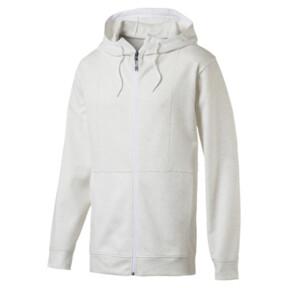 Thumbnail 5 of Energy Men's Jacket, Puma White-Heather, medium