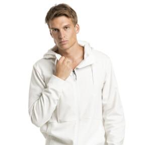 Thumbnail 4 of Energy Men's Jacket, Puma White-Heather, medium