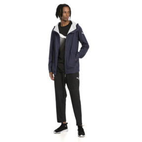 Thumbnail 3 of Energy Men's Jacket, Peacoat Heather, medium