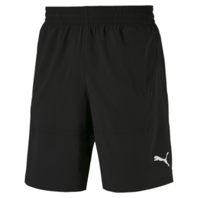 "Thumbnail 4 of Energy Woven 9"" Men's Running Shorts, Puma Black, medium"