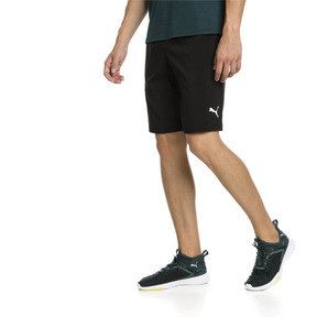 "Thumbnail 1 of Energy Woven 9"" Men's Running Shorts, Puma Black, medium"