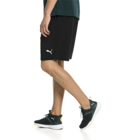 "Thumbnail 2 of Energy Woven 9"" Men's Running Shorts, Puma Black, medium"