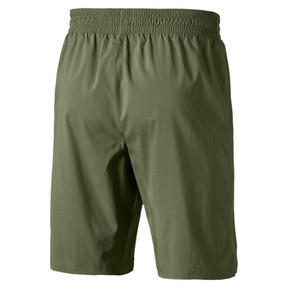 "Thumbnail 5 of Energy Woven 9"" Men's Running Shorts, Olivine, medium"