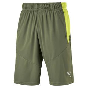 Thumbnail 1 of Energy Knitted Men's Training Shorts, Olivine-Fizzy Yellow, medium