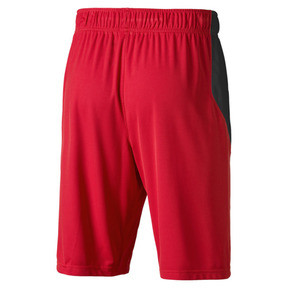 "Thumbnail 3 of Energy Knit Men's 10"" Shorts, High Risk Red-Puma Black, medium"