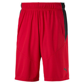 "Thumbnail 1 of Energy Knit Men's 10"" Shorts, High Risk Red-Puma Black, medium"