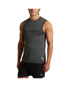 0c339c16ab Image Puma Energy Seamless evoKNIT Sleeveless Men s Training Tee