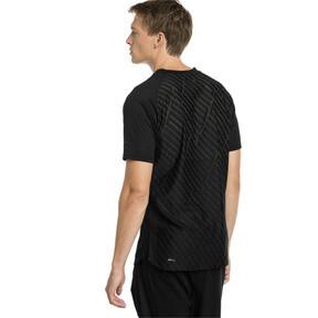Imagen en miniatura 2 de Camiseta de training con gráfico de hombre VENT, puma black-charcoal gray, mediana