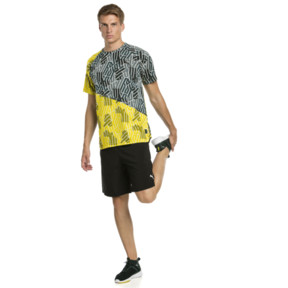 Thumbnail 3 of BND Tech Men's Training Tee, Ponderosa Pine-Blazing Yellw, medium