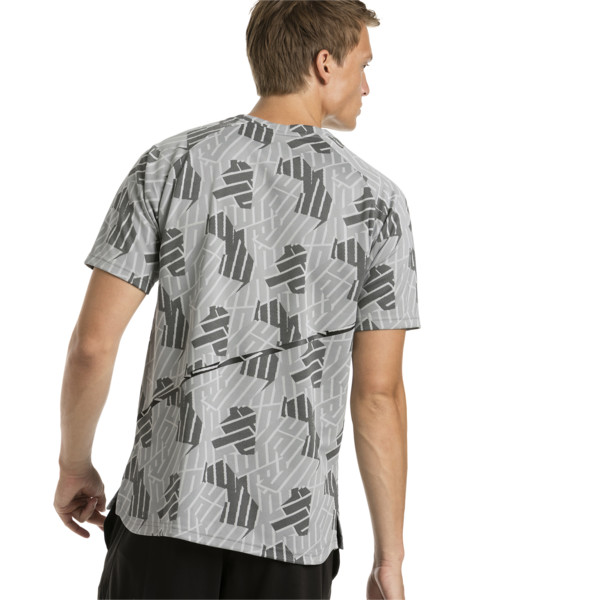 BND Tech SS Tee, quarry, large