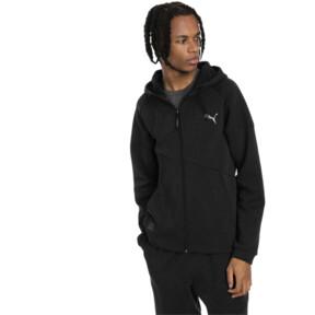 Thumbnail 1 of BND Tech Men's Second Layer Jacket, Puma Black Heather, medium