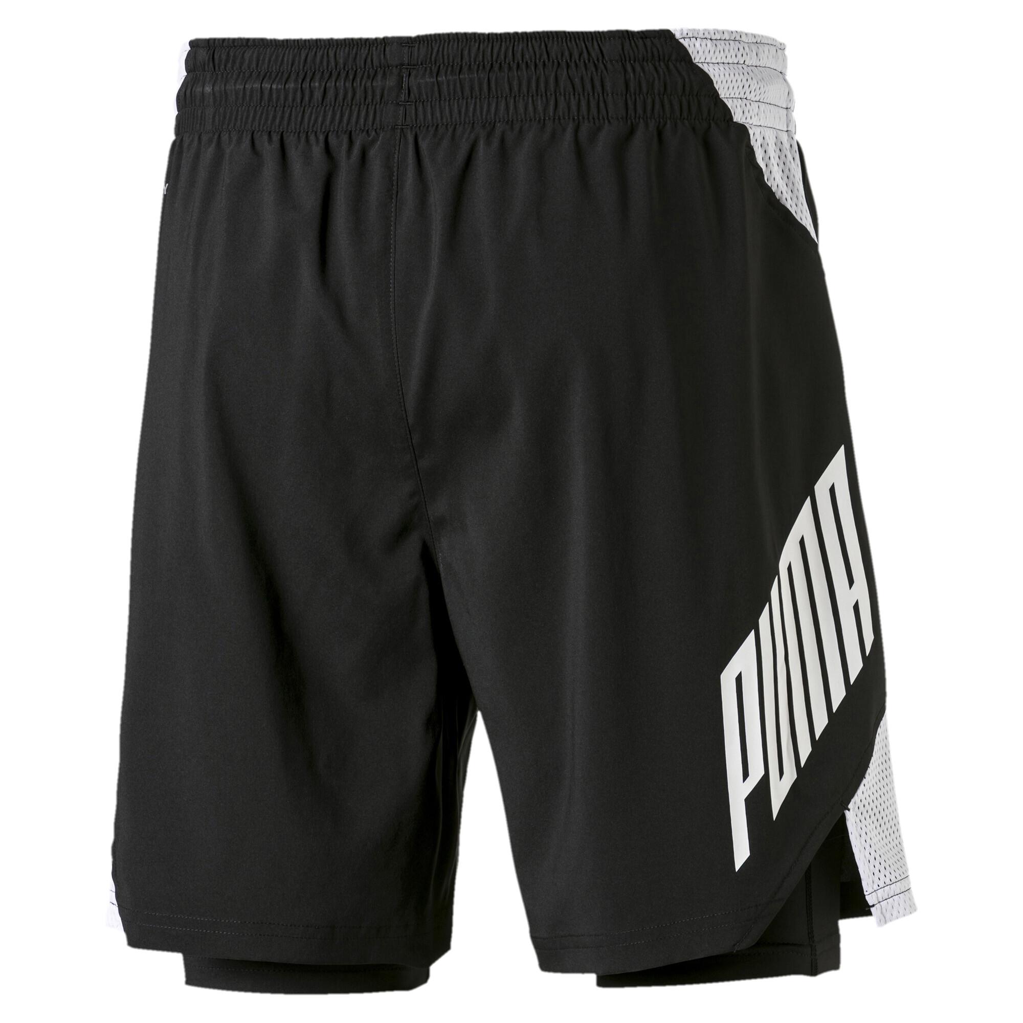 Image Puma A.C.E. Woven 2 in 1 Men's Training Shorts #3
