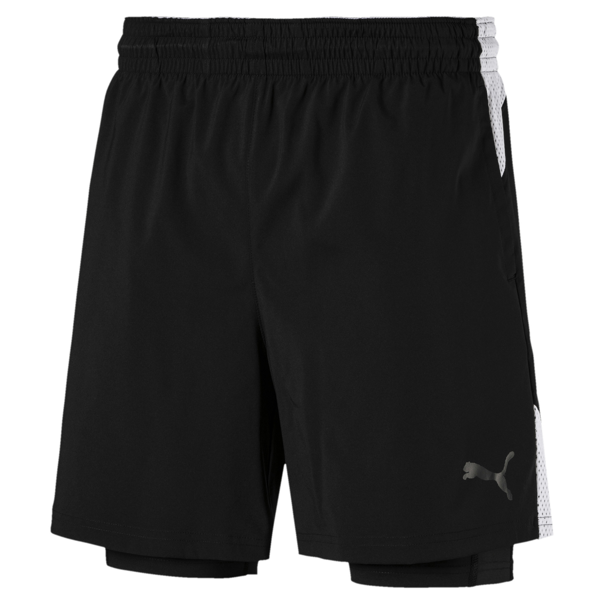 Image Puma A.C.E. Woven 2 in 1 Men's Training Shorts #2