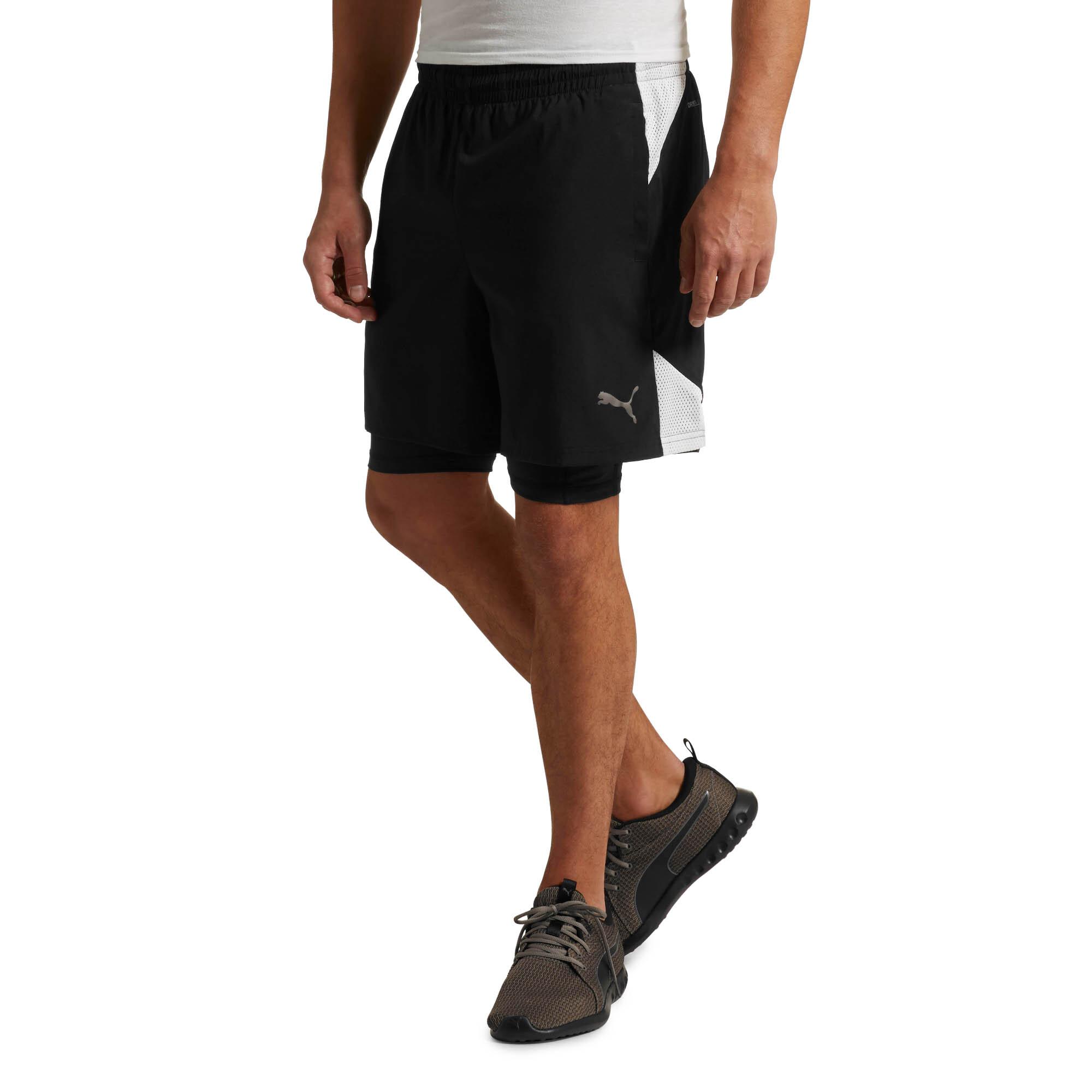 Image Puma A.C.E. Woven 2 in 1 Men's Training Shorts #1
