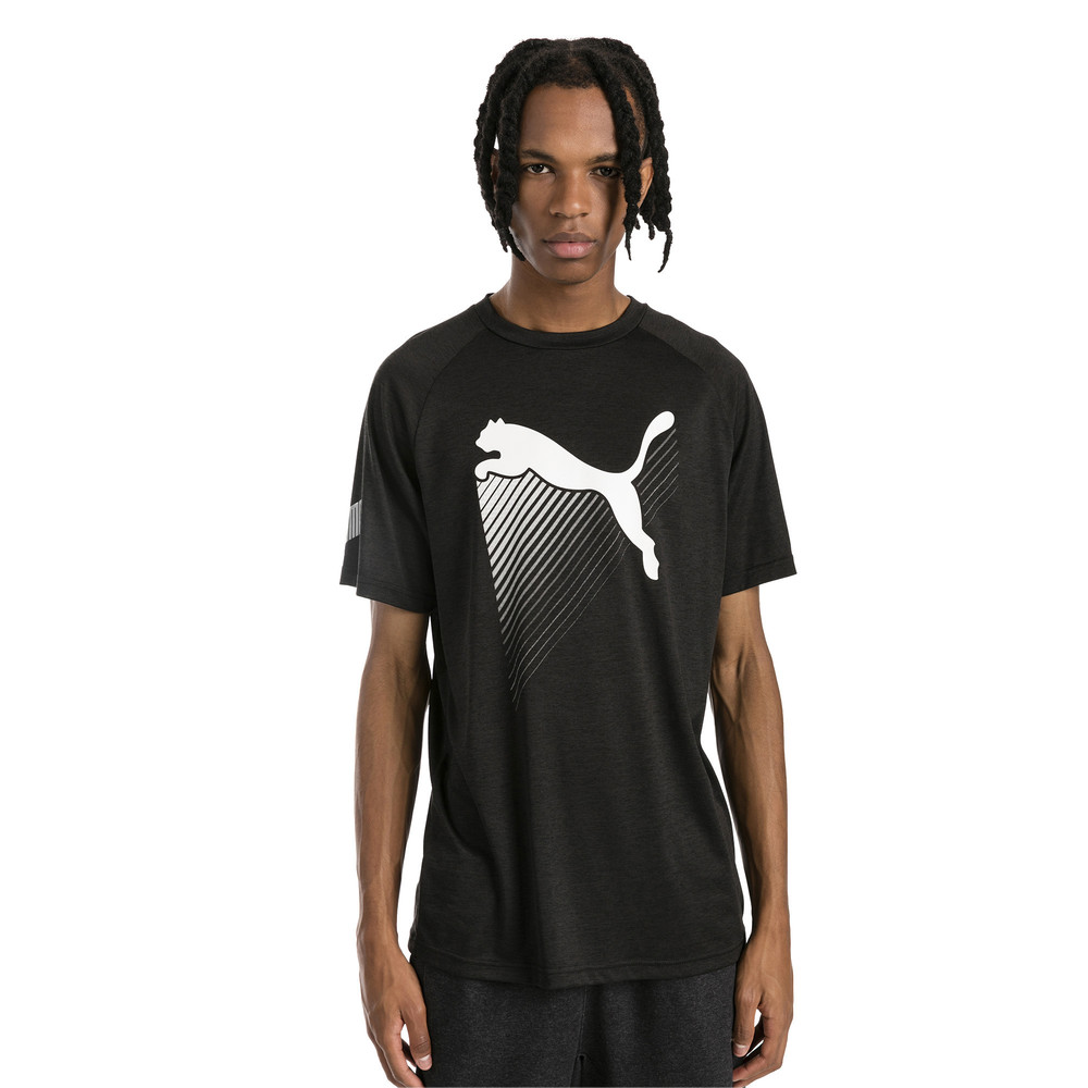 Image Puma The CAT Heather Men's Training Tee #2