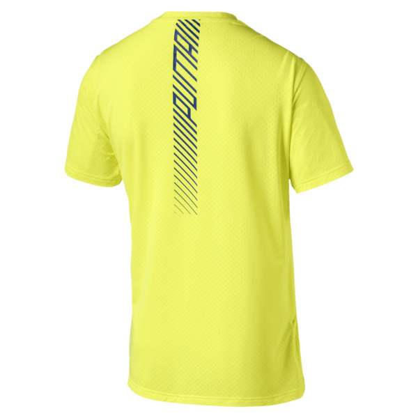 A.C.E. Herren Trainingsshirt, Fizzy Yellow, large
