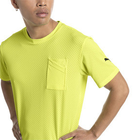 Thumbnail 1 of A.C.E. Men's Training Tee, Fizzy Yellow, medium