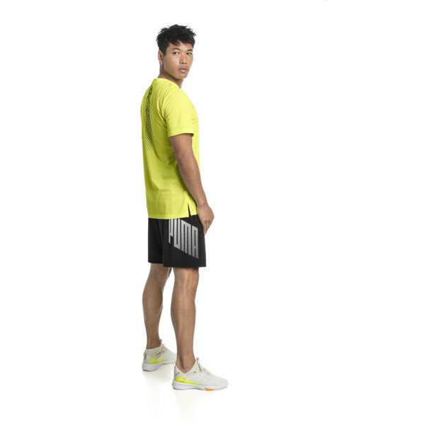 A.C.E. Men's Graphic Tee, Fizzy Yellow, large