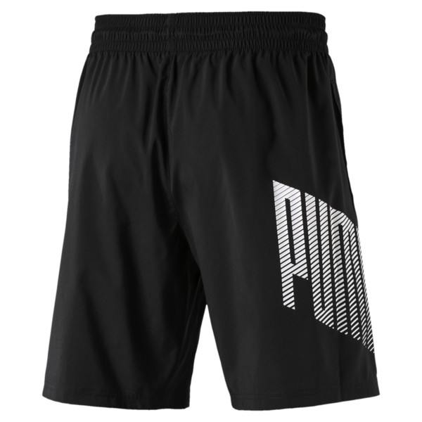 "A.C.E. Woven 9"" Men's Shorts, Puma Black, large"