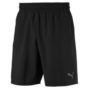 "Thumbnail 4 of A.C.E. Woven 9"" Men's Shorts, Puma Black, medium"