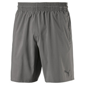 Thumbnail 4 of A.C.E. Men's Woven Shorts, Charcoal Gray, medium