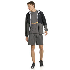 Thumbnail 3 of A.C.E. Men's Woven Shorts, Charcoal Gray, medium