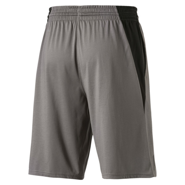 A.C.E. dryCELL Men's Shorts, Asphalt-Puma Black, large