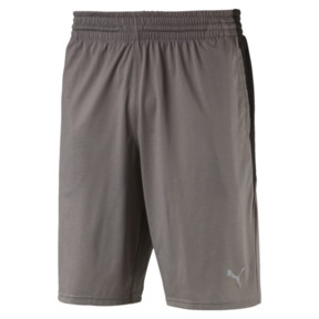 Thumbnail 1 of A.C.E. dryCELL Men's Shorts, Asphalt-Puma Black, medium