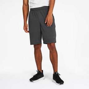 Thumbnail 2 of A.C.E. dryCELL Men's Shorts, Asphalt-Puma Black, medium