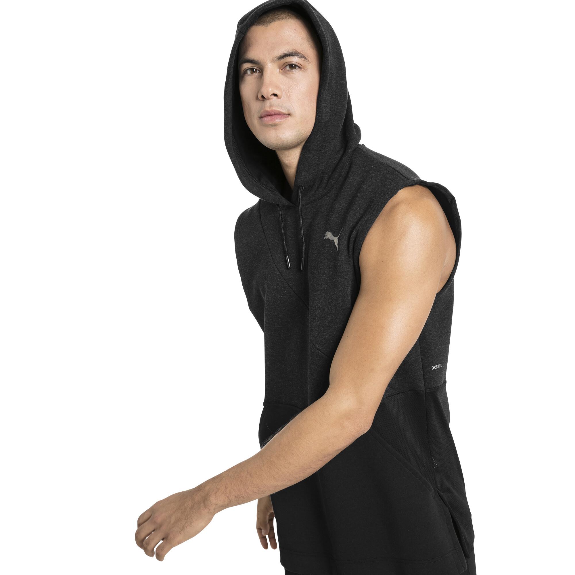 Image Puma BND Sleeveless Men's Training Hoodie #1